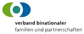 Verband binationaler Familien und Partnerschaften, iaf e.V. Logo